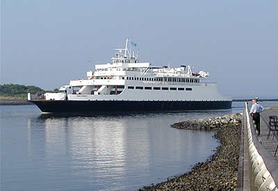 Cape May Cross Culture Ferry