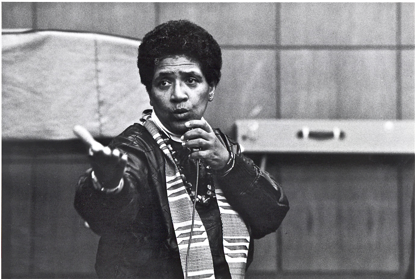 """audre lorde (1934 – 1992) poet in 1954 audre lorde was a student at the national university of mexico lorde describes her experience at num as """"at time of affirmation and renewal"""" which is where she realized she identified on a personal and artistic levels as a lesbian and a poet."""
