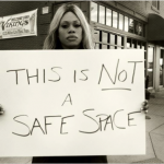 "Actress and transgender activist Laverne Cox in a screen shot from the documentary ""Free CeCe"" (expected release 2016) which tells the story of CeCe McDonald, a young transwoman of color."