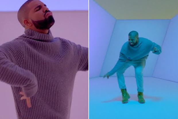 EMERGING FEMINISMS Why Were We Laughing At Drakes Dancing In - Drakes hotline bling dance moves go with just about any song