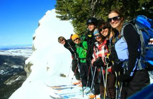 "Picture from Colorado College's ""Outdoor Education Living Learning Community"" website."